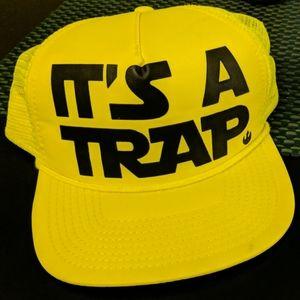 Mens Star Wars Trucker Hat